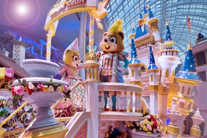 harga tiket Lotte World Admission with Transfers
