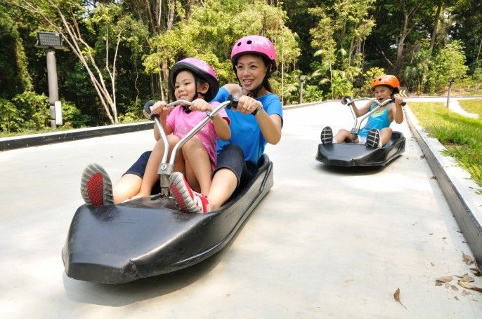 harga tiket Luge and Skyride E-voucher