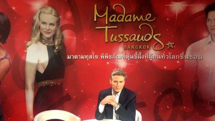 harga tiket Madame Tussauds Bangkok E-voucher