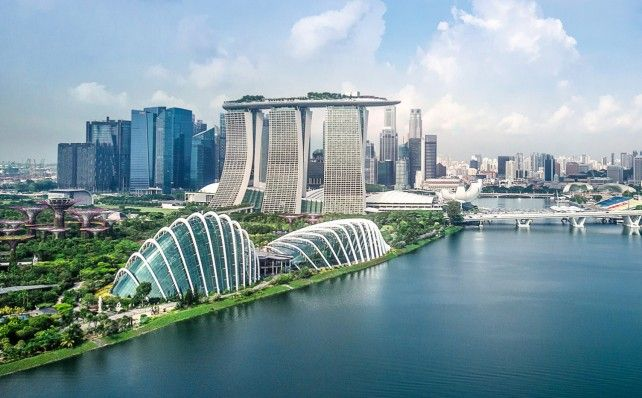 Marina Bay Sands: Sands SkyPark Observation Deck
