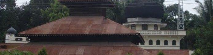 Guci Keuramat Mosque