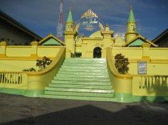 Wisata Pulau Penyengat