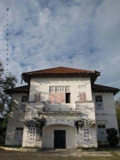 Gedung eks Kawilasi Timah