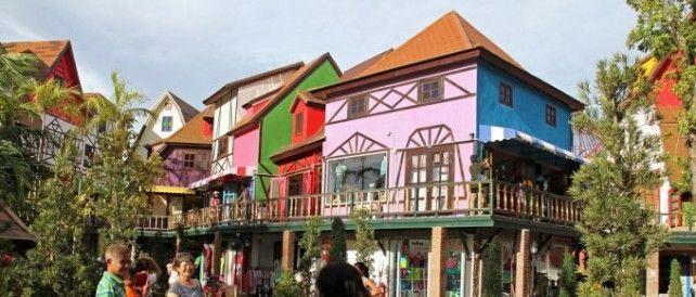 Mimosa Pattaya, The City of Love