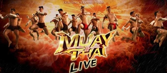 harga tiket Muay Thai Live Show - Admission Only (Asia Markets Except Japan and Korea)