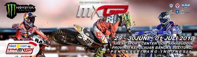 harga tiket MXGP INDONESIA 2018 - PANGKALPINANG