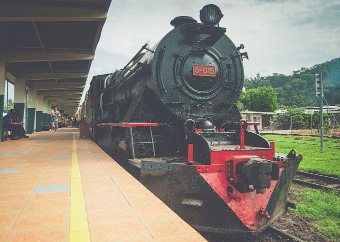 harga tiket North Borneo Railway Experience