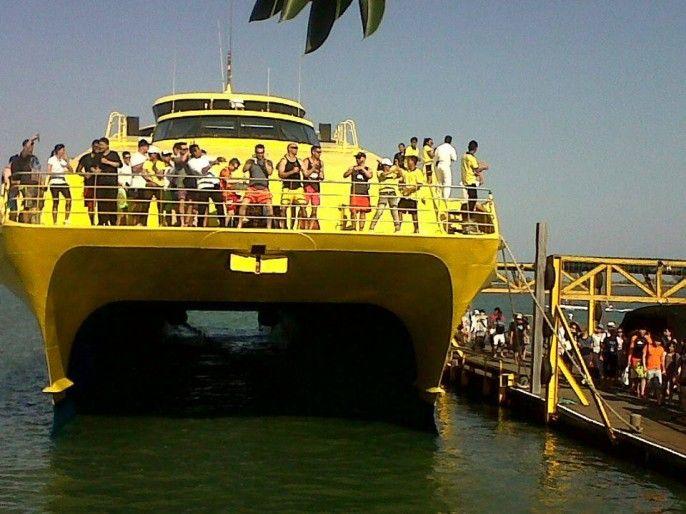 harga tiket Nusa Lembongan Island Cruise