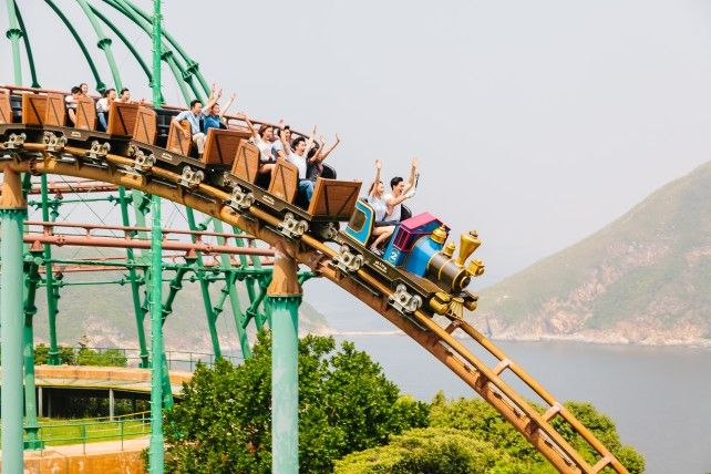 Ocean Park Themed Restaurant Gourmet Package (E-ticket)