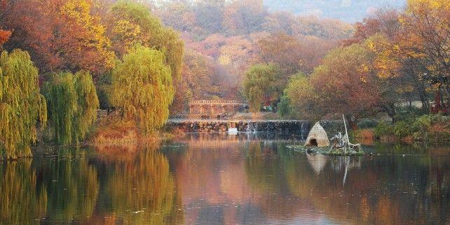 One-day Seoul City and Korean Folk Village Tour