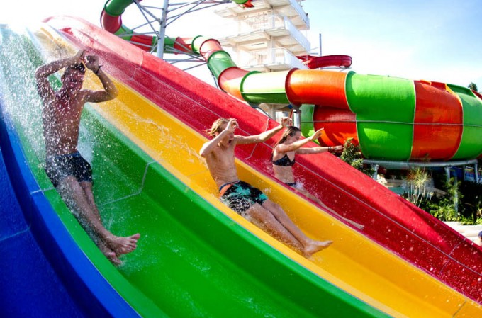 harga tiket One-day Splash Waterpark Bali Admission Ticket