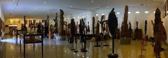 Museum Pasifika Nusadua Bali
