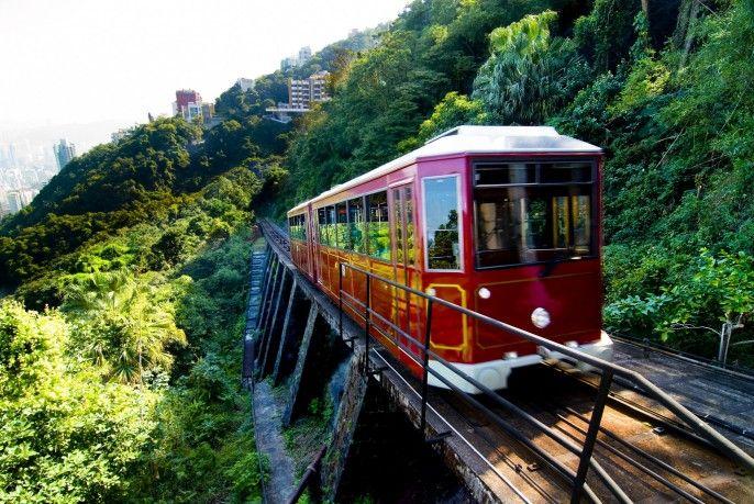 harga tiket Peak Tram with Sky Terrace 428 Admission