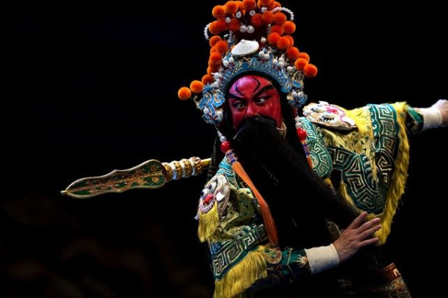 Peking Opera Experience at Liyuan Theatre