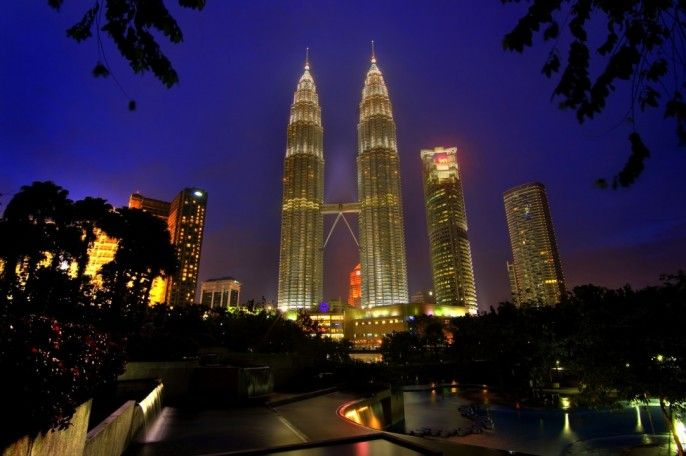 harga tiket Petronas Twin Towers Ticket