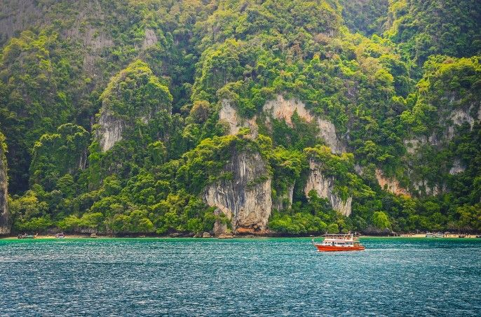 harga tiket Phi Phi Island, Yao Yai, and Khai Island Tour by Speedboat (No Maya Beach)