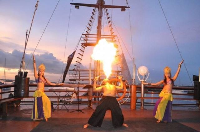 Pirates Dinner Cruise - Bali