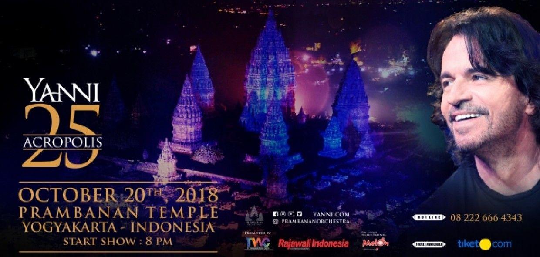 Prambanan Orchestra 2018