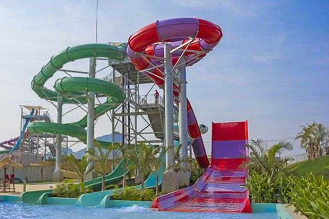 Ramayana Water Park Admission Ticket
