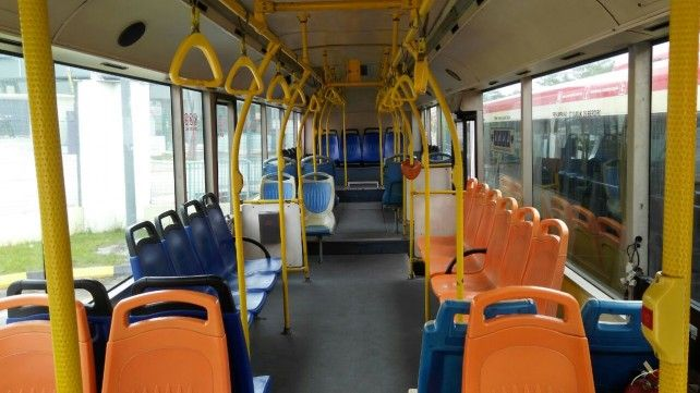 RAPIDKL Shuttle Bus for MOTOGP Sepang 04 NOV 2018