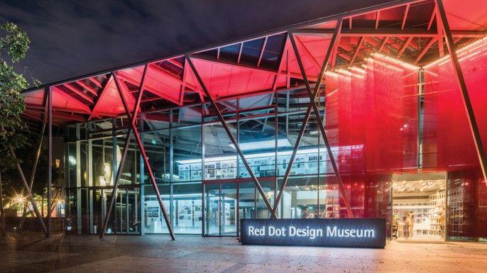 harga tiket Red Dot Design Museum
