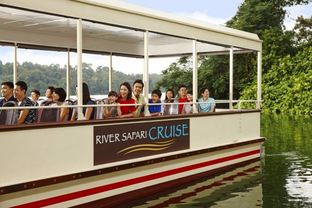 River Safari with Two-way Transfer