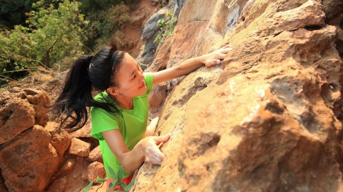harga tiket Rock Climbing at the Via Ferrata