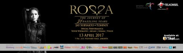 ROSSA The Journey of 21 Dazzling Years