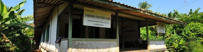 Citalang Traditional House