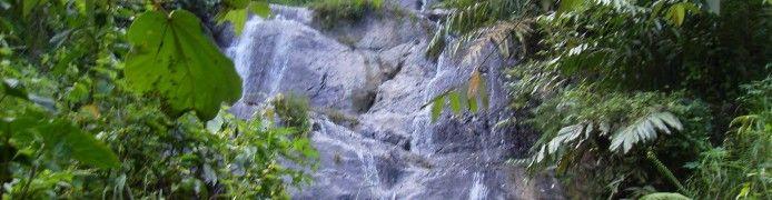 Cibali Waterfall