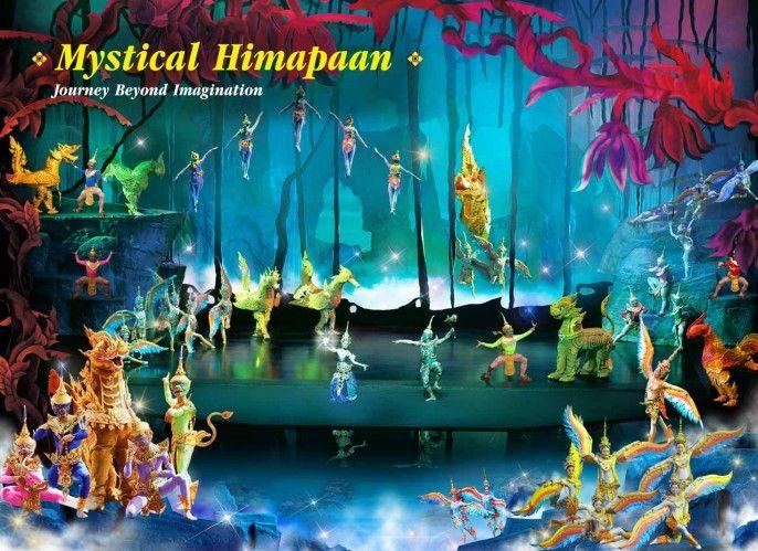 harga tiket Siam Niramit Show Bangkok Ticket