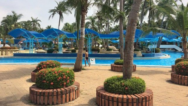 Siam Park E-voucher with Buffet Lunch