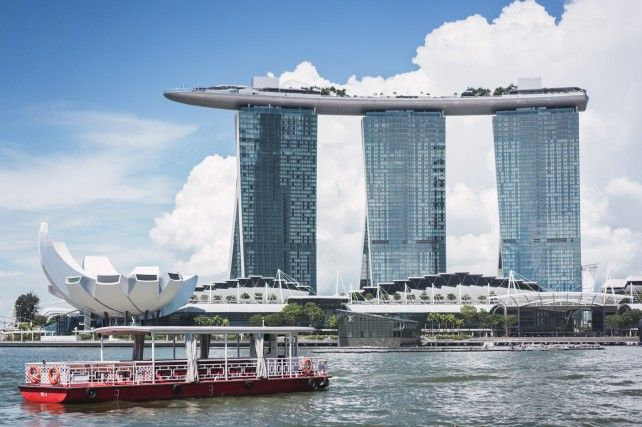 Singapore River Cruise by WaterB