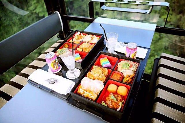 Sky Dining Experience