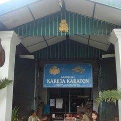 Museum Kareta Karaton Ngayogyakarta