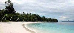 Pantai Pulau Molosing