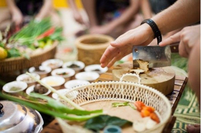harga tiket Thai Cuisine Cooking Class