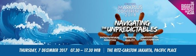 harga tiket The 12th MarkPlus Conference 2018