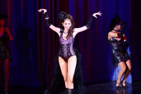 Tiffany Cabaret Show E-voucher