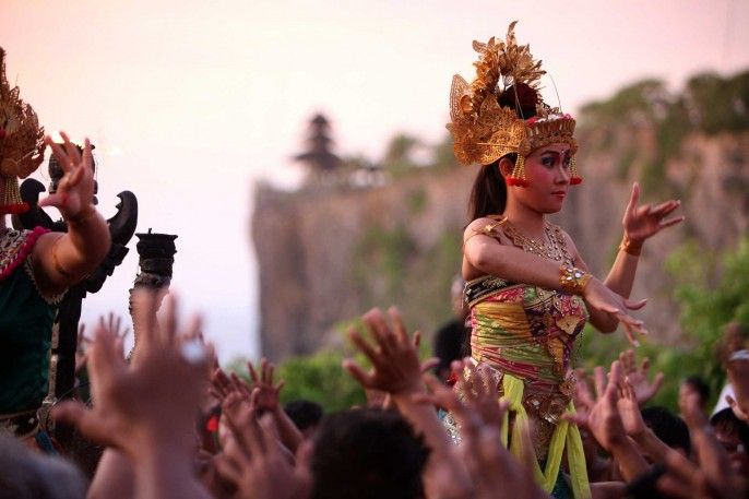 harga tiket Uluwatu with Seafood Dinner at Jimbaran Bay