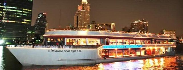 White Orchid River Cruise and Dinner
