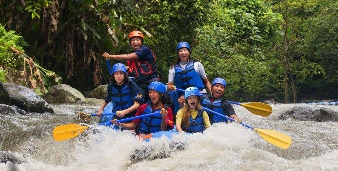 harga tiket White Water Rafting and ATV Ride