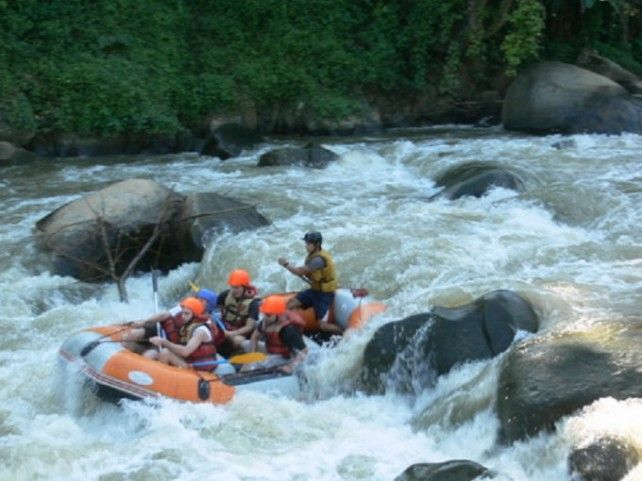 White Water Rafting Experience at Mae Tang River (Join Tour)