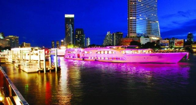 Wonderful Pearl Dinner Cruise