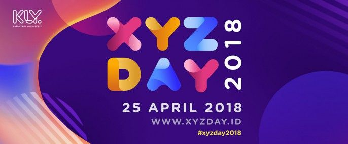 harga tiket XYZ DAY 2018