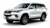 Sewa Mobil Toyota Fortuner VRZ