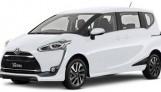 Sewa Mobil Toyota Sienta