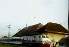 Objek Wisata Stasiun Batang