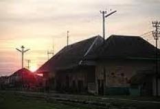 Objek Wisata Stasiun Batang Kuis
