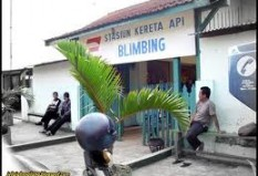 Objek Wisata Stasiun Blimbing